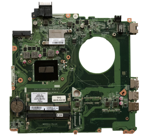 OuLBuY HP ENVY 15-K Series Carte mère 763585-001 763585-501