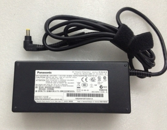 125W chargeur Panasonic ToughBook CF-52SLGDD?2M CF-52GFNBEAM